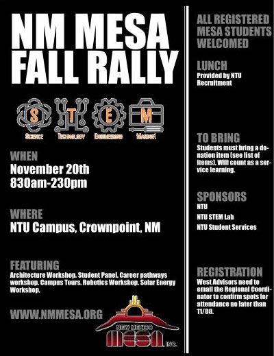 West rally