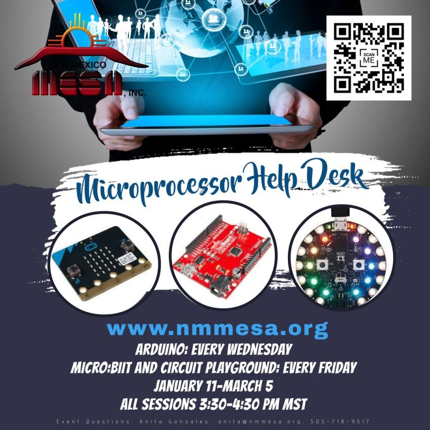 Microprocessor Help Desk
