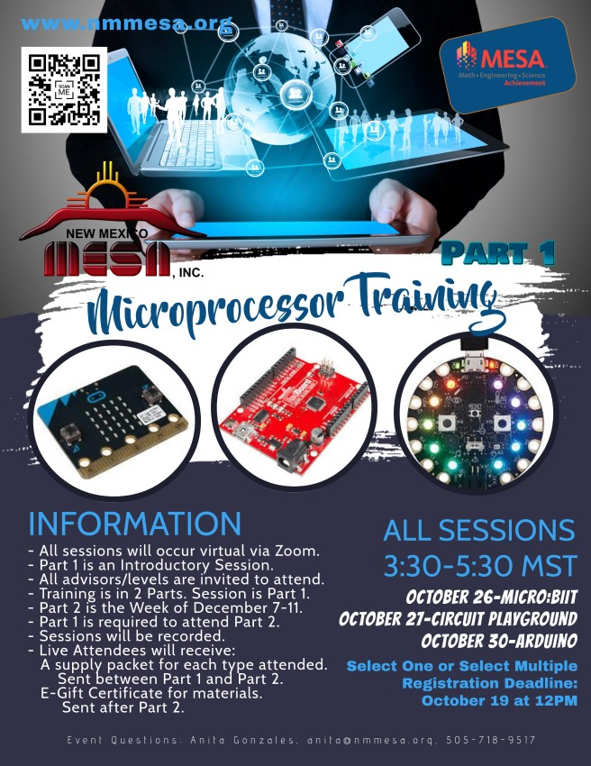 Microprocessor Training Part 1