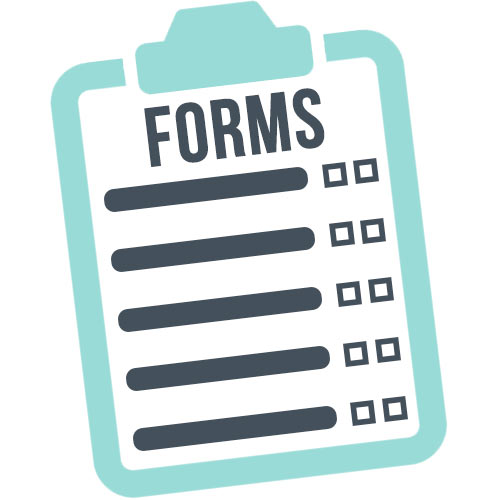 Required Student Forms